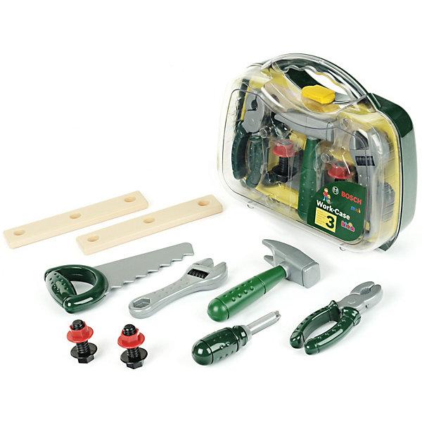 klein Игровой набор Klein Инструменты Bosch Ящик с инструментами, 12 предметов