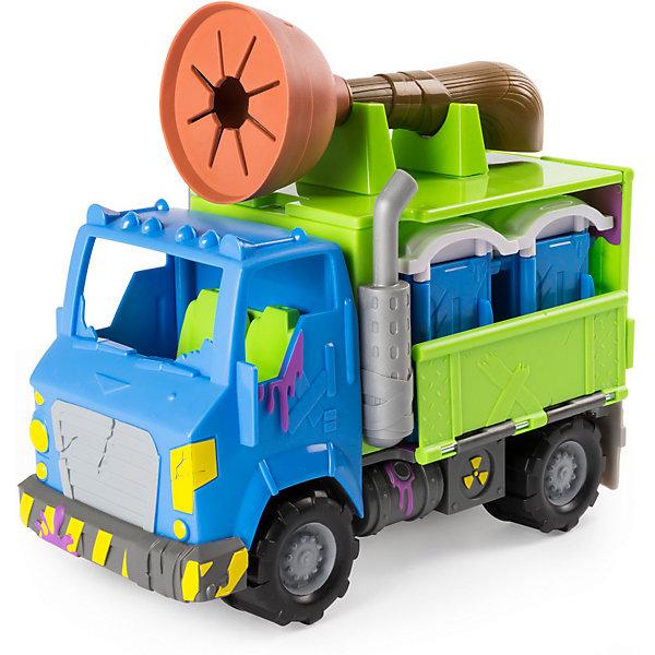 Spin Master Машина-транспортер Flush Force