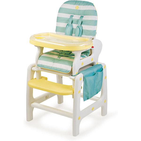 Happy Baby Стульчик для кормления Happy Baby Oliver, aqua