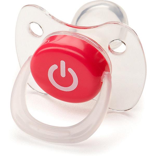 Happy Baby Силиконовая пустышка 0-12 мес.,