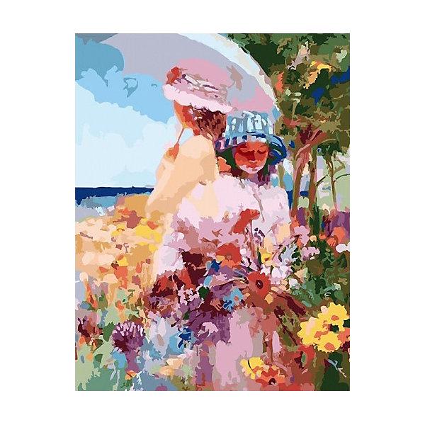 Color KIT Картина по номерам Лето, 50х65 см