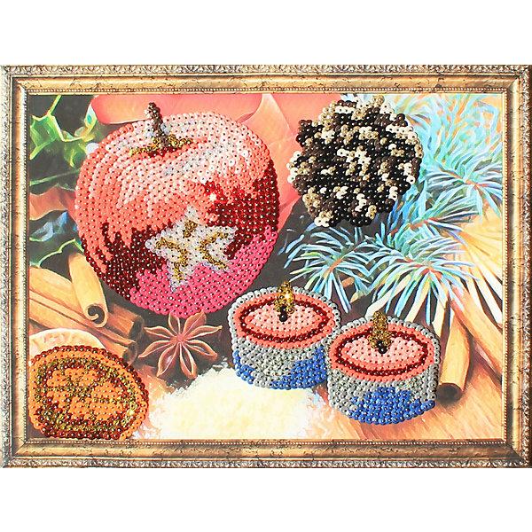 Color KIT Картина из пайеток   Аромат пряностей, 30х40 см