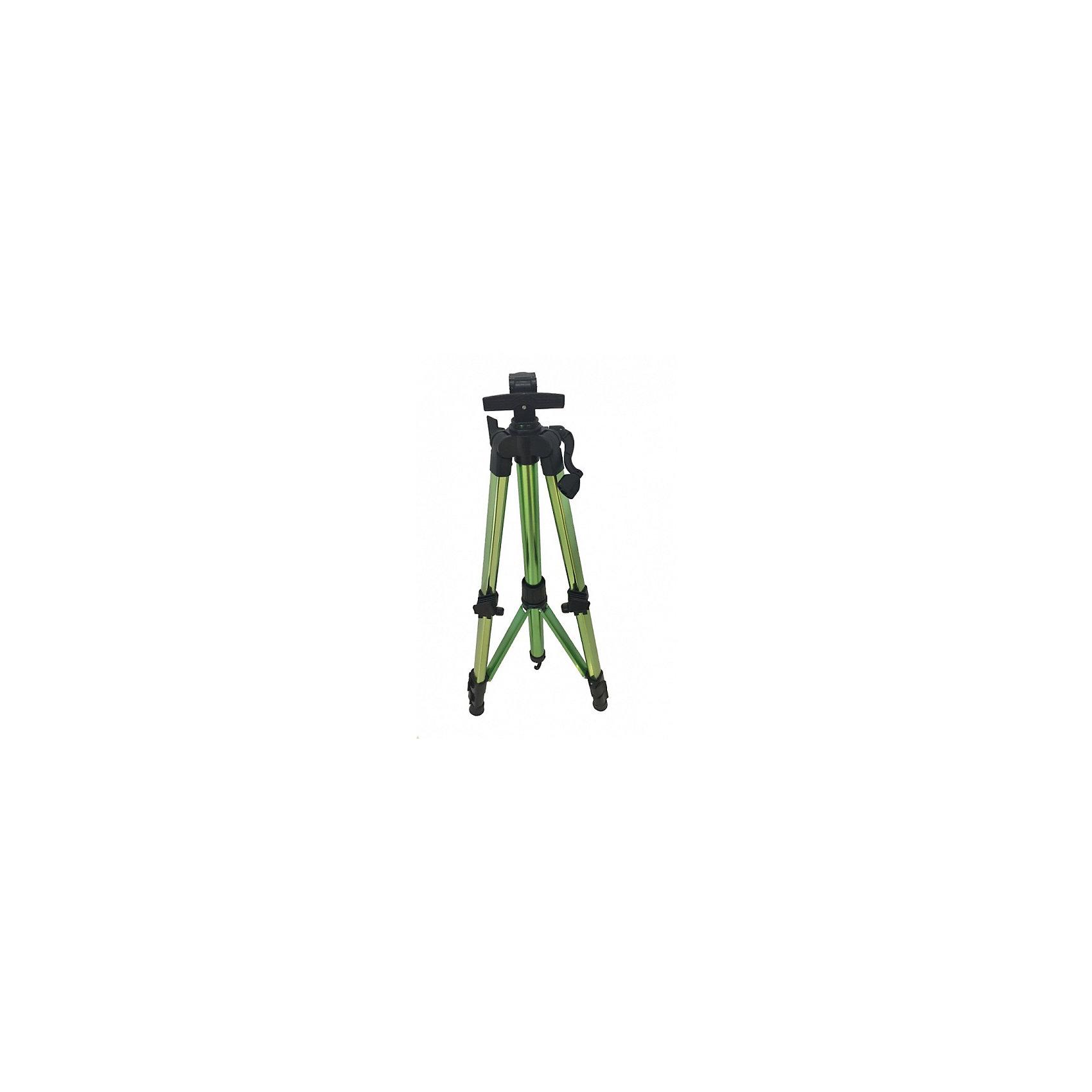 Мольберт-тренога Color KIT, зелёный с ручкой по цене 1 372