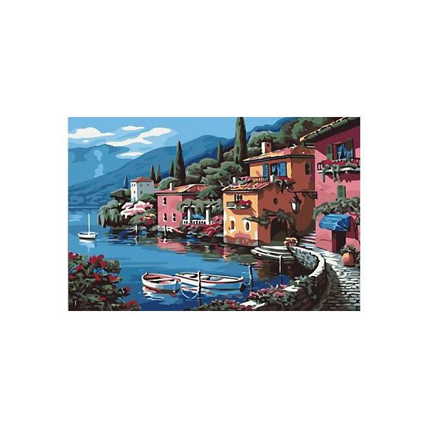 Color KIT Алмазная мозаика Средиземноморье, 40х50 см