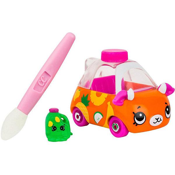 Купить Машинка меняющая цвет Moose Cutie Car Джуси Драйвер, с кисточкой, Китай, оранжевый, Женский
