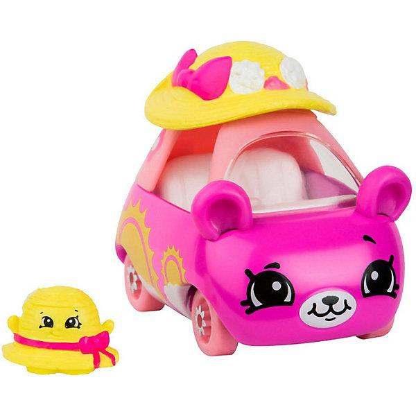 Купить Машинка Moose Cutie Car Солнечная шляпка с фигуркой Shopkins, 3 сезон, Китай, фиолетовый, Женский