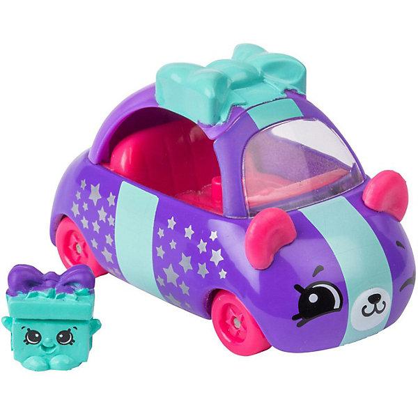 Купить Машинка Moose Cutie Car Подарок с фигуркой Shopkins, 3 сезон, Китай, фиолетовый, Женский
