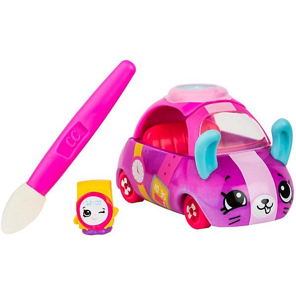 Купить Машинка меняющая цвет Moose Cutie Car Часы на колёсах, с кисточкой, Китай, красный, Женский