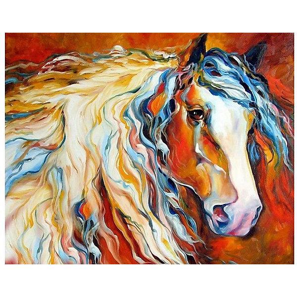 Color KIT Алмазная картина-раскраска Нежная, 40х50 см
