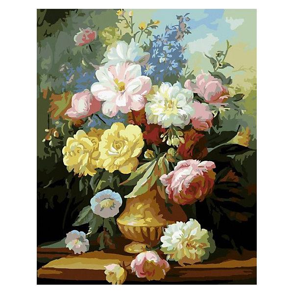 Купить Картина по номерам Color KIT Летний букет , 40х50 см, Россия, разноцветный, Унисекс