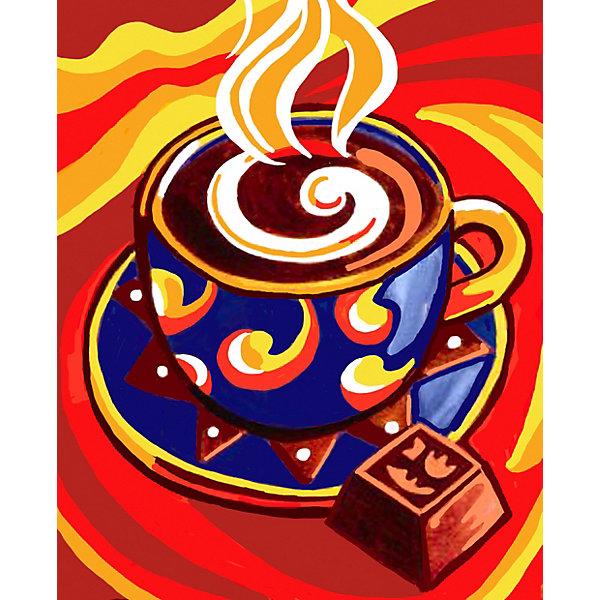 Color KIT Алмазная мозаика Color KIT Кофейный аромат, 17х21 см rainer maria rilke eine geschichte dem dunkel erzählt