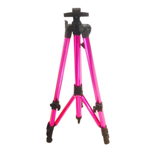 Color KIT Мольберт-тренога Color KIT, розовый с ручкой