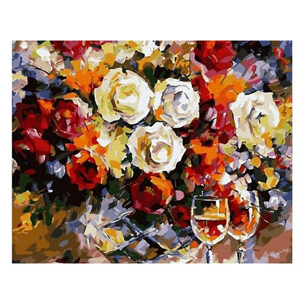 Купить Картина по номерам Color KIT Романтика , 40х50 см, Россия, разноцветный, Унисекс