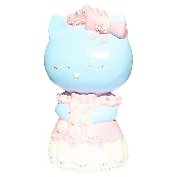Color KIT Виниловая копилка-раскраска Леди кошечка