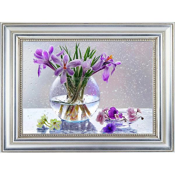Color KIT Набор для вышивания бисером Color KIT Дыхание весны, 30х40 см набор для вышивания рс студия пейзаж 17 см х 13 см 835