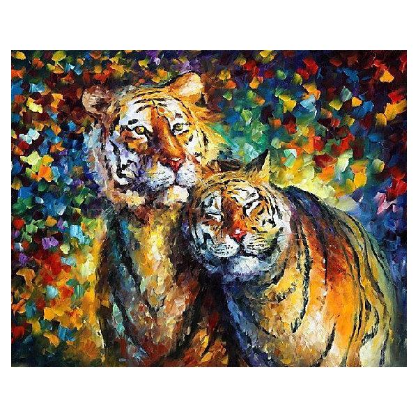Купить Картина по номерам Color KIT Сладкая парочка , 40х50 см, Россия, разноцветный, Унисекс