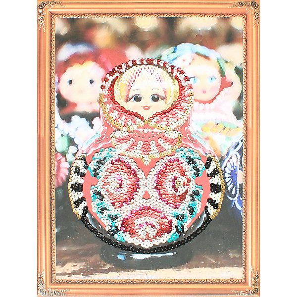 Color KIT Картина из пайеток Color KIT Матрёшка, 30х40 см кпб mf 18 page 4
