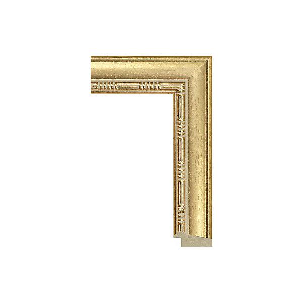 Color KIT Багетная рама золотая, 40х40 см
