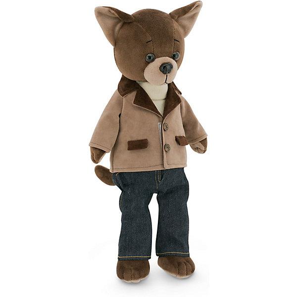 Orange Мягкая игрушка Orange Lucky Alex: Модный стиль, 37 см simba мини кукла simba маша и медведь маша в одежде повара 12 см