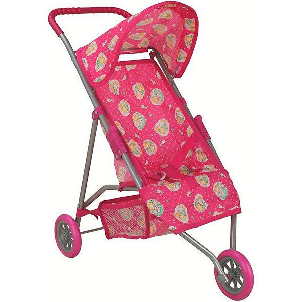 Buggy Boom Коляска для кукол Buggy Boom Mixy, розовая