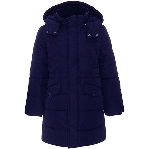 Купить Куртка Original Marines для девочки, Вьетнам, темно-синий, 104, 128, 140, 92, 116, 152, Женский