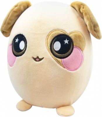 Мягкая игрушка Squeezamals Собака, 20 см, артикул:10014999 - Мягкие игрушки