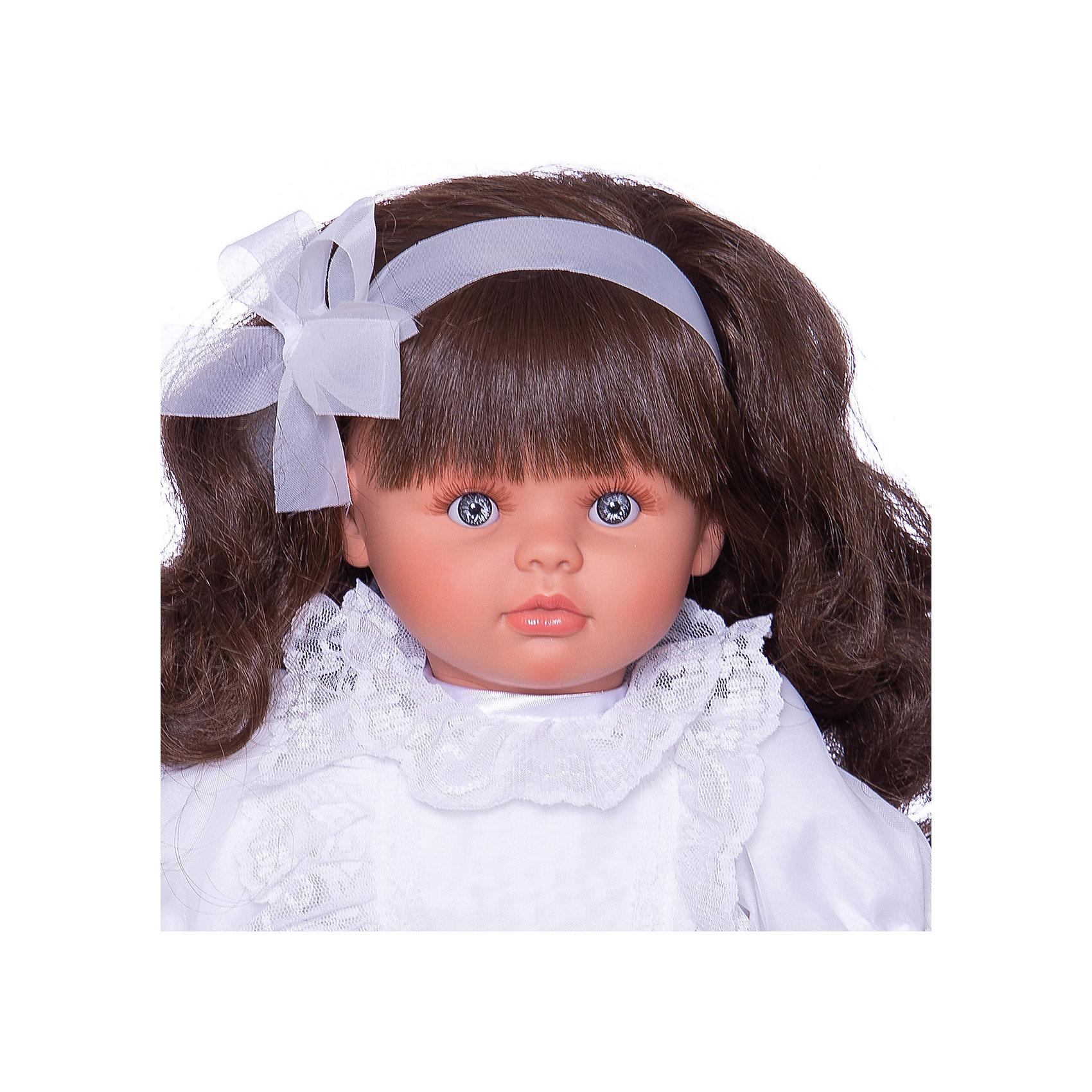 Кукла Asi Пепа в белом платье 60 см, арт 280050с по цене 12 990