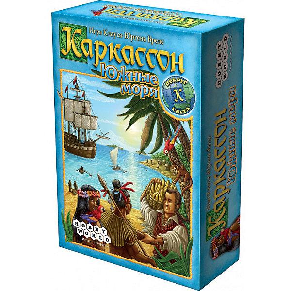 Hobby World Настольная игра Hobby World Каркассон Южные моря настольная игра hobby world каркассон королевский 1087