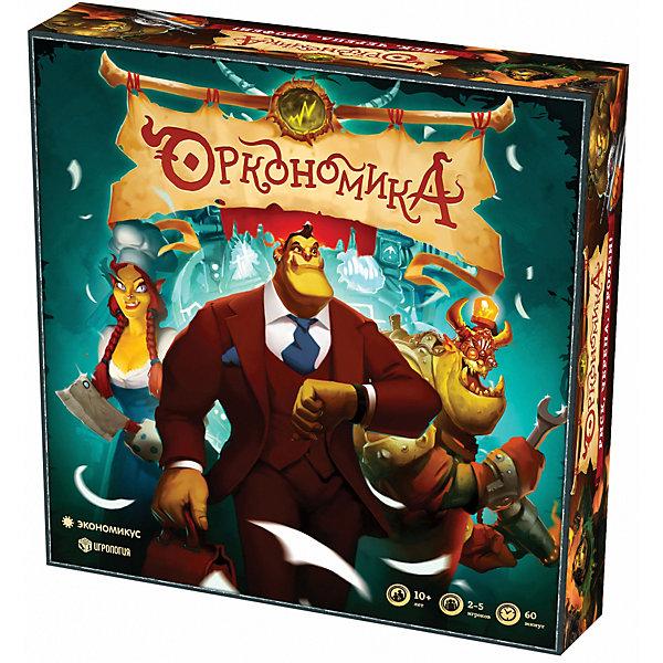 Экономикус Настольная игра Экономикус Оркономика настольная игра экономикус карточная оркономика э005