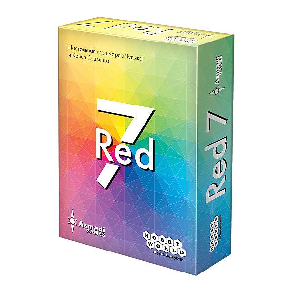 Настольная игра Hobby World Red 7
