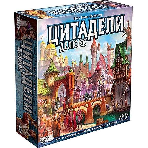 Настольная игра Hobby World Цитадели Делюкс
