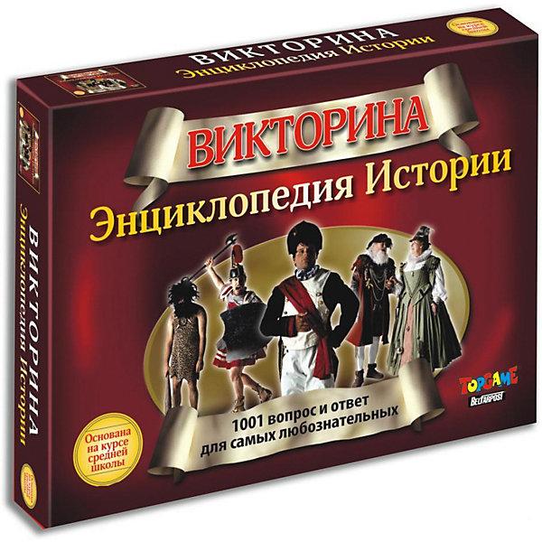 Topgame Настольная игра Top Game Викторина Энциклопедия Истории