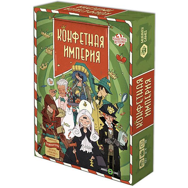 Настольная игра Конфетная империя Muravey Games