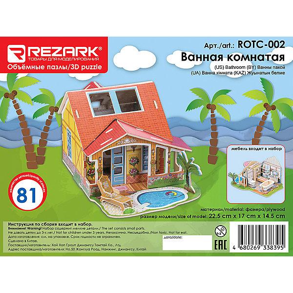 Rezark 3D пазл румбокс Rezark