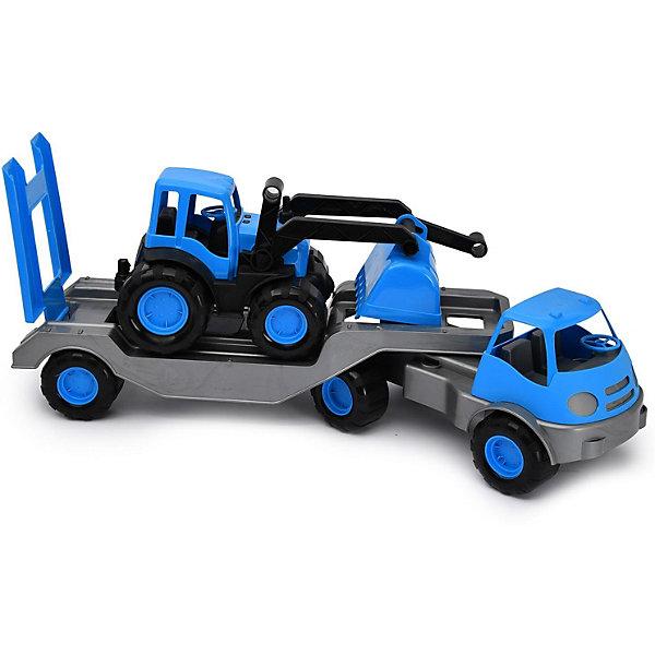 Zebratoys Автомобиль с платформой Zebratoys