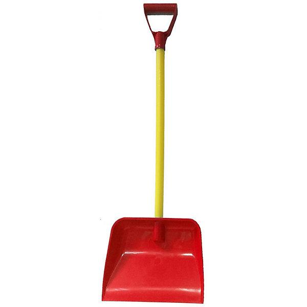 Лопата Zebratoys, 80 см, красная