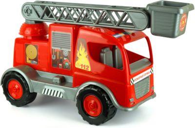 Автомобиль Zebratoys  Пожарная машина , 63 см, артикул:10018147 - Транспорт