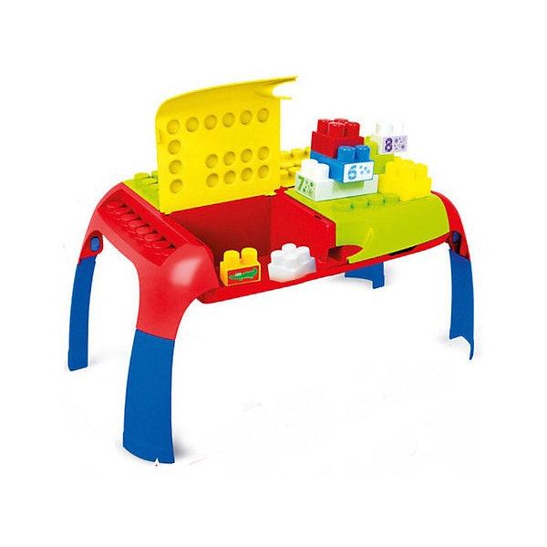 Zebratoys Игровой набор Zebratoys Столик с конструктором