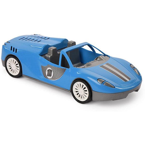 Zebratoys Автомобиль Zebratoys Спортивный Кабриолет, автомобиль balbi автомобиль черный от 5 лет пластик металл rcs 2401 a