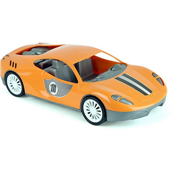 Zebratoys Автомобиль Zebratoys Спортивный, автомобиль balbi автомобиль черный от 5 лет пластик металл rcs 2401 a
