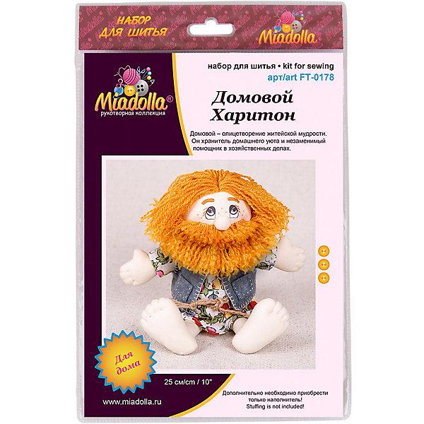 Miadolla Набор для шитья игрушек Игрушки с живописными глазами Домовой Харитон