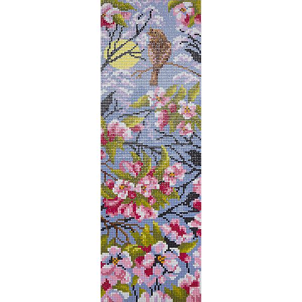 Фрея Алмазная мозаика Фрея Весна, 14х43 см