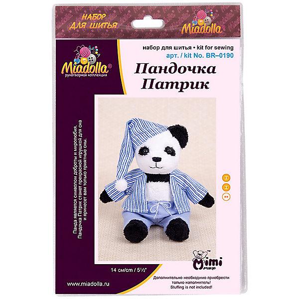 Miadolla Набор для шитья игрушек Miadolla MiMi Мир Пандочка Патрик [супермаркет] кинг вей jingdong творческий швейная коробка набор для шитья набор для шитья портативный пакет