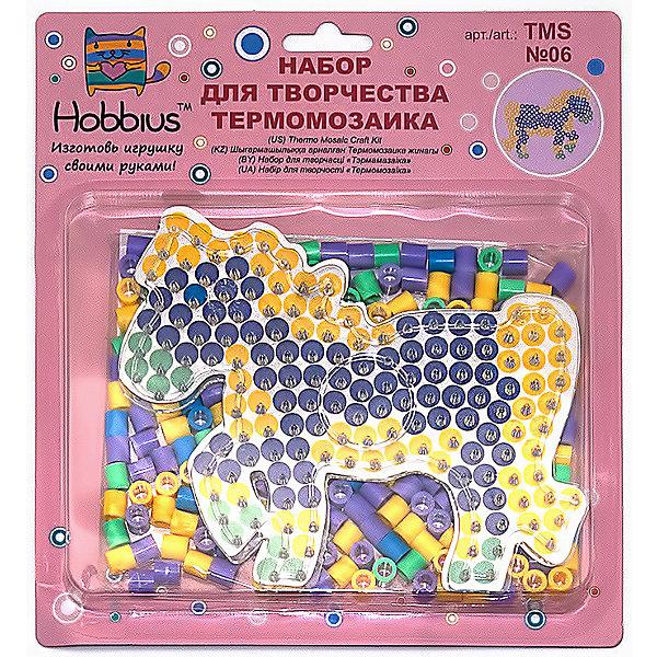 Hobbius Термомозаика № 6 Лошадка, 240 бусин