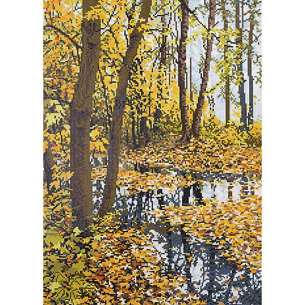 Фрея Алмазная мозаика Осенний пейзаж, 38,5х54 см