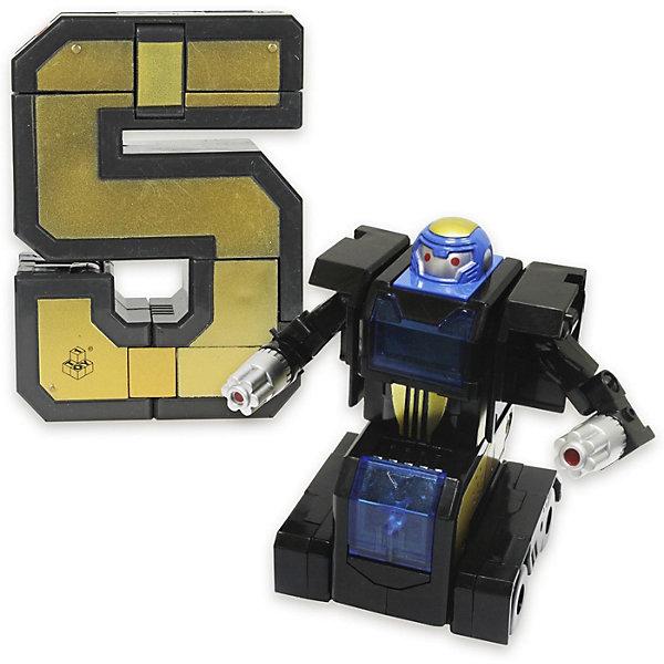 Купить Трансботы XL 1Toy Боевой расчет ВКС , цифра 5, Китай, разноцветный, Мужской