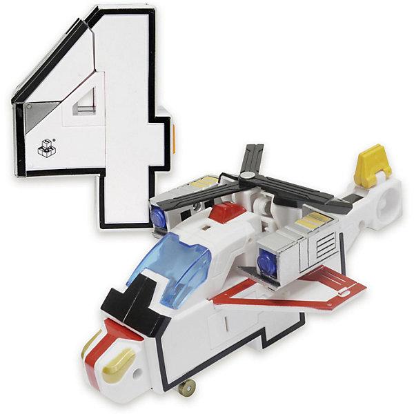 1Toy Трансботы XL Боевой расчет ВКС, цифра 4