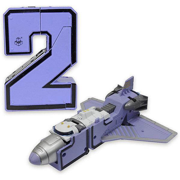 Купить Трансботы XL 1Toy Боевой расчет ВКС , цифра 2, Китай, разноцветный, Мужской