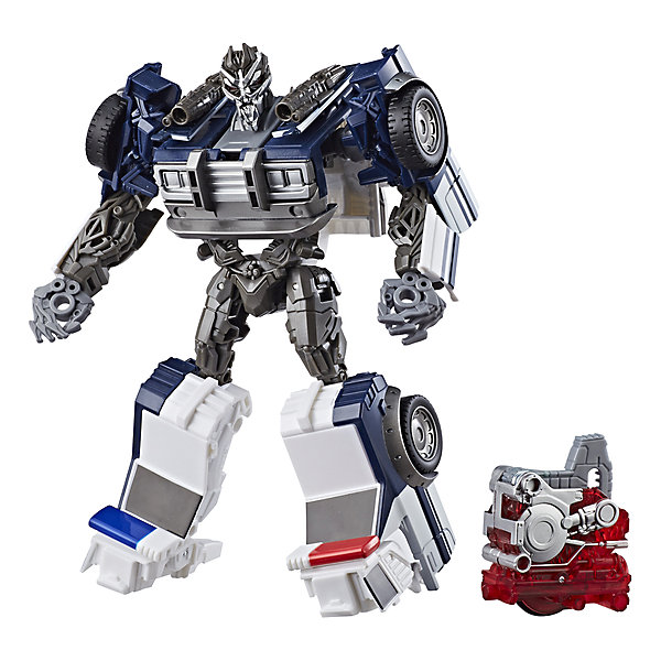 """Трансформеры Transformers """"Заряд Энергона"""" Баррикад, 20 см"""