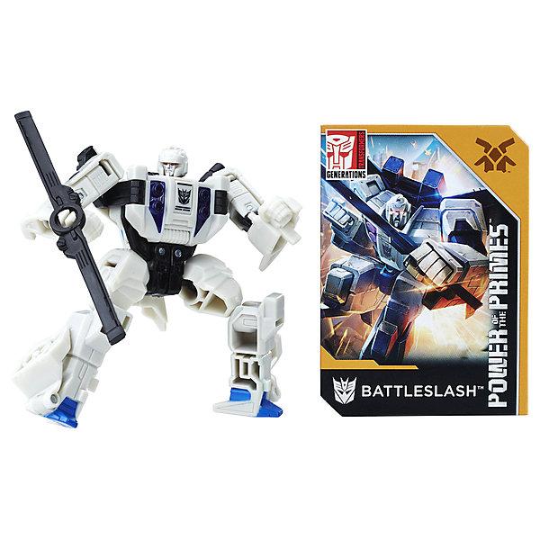 Hasbro Трансформеры Transformers Дженерейшнз Сила праймов лэджендс: Бэттлслэш, 9,5 см
